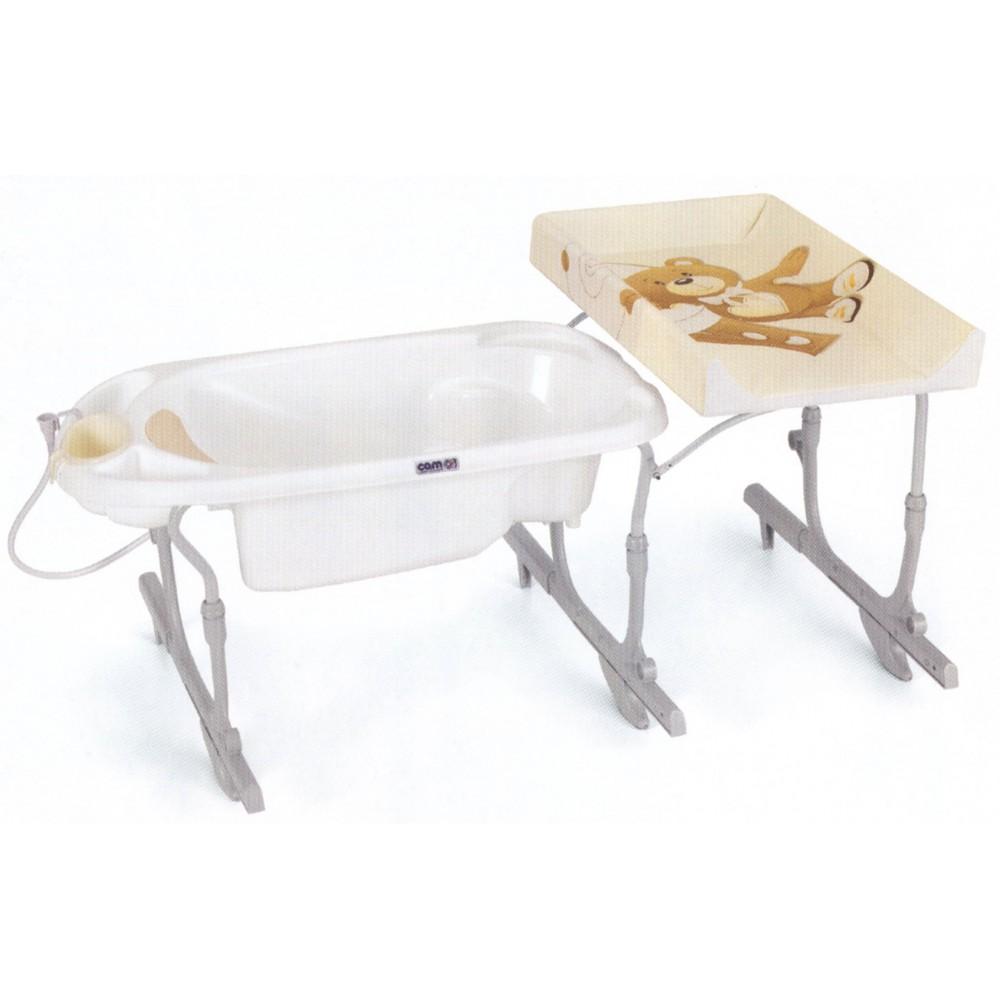 Bagnetti e fasciatoi da terra per sanitari per vasca - Fasciatoio bagno ...